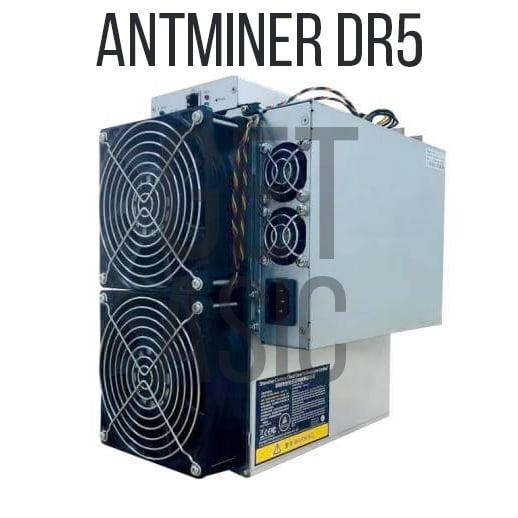 Купить ASIC майнер Antminer DR5
