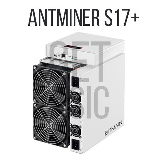 Antminer S17+ 73TH: фото