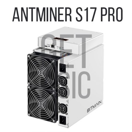 Antminer S17 Pro