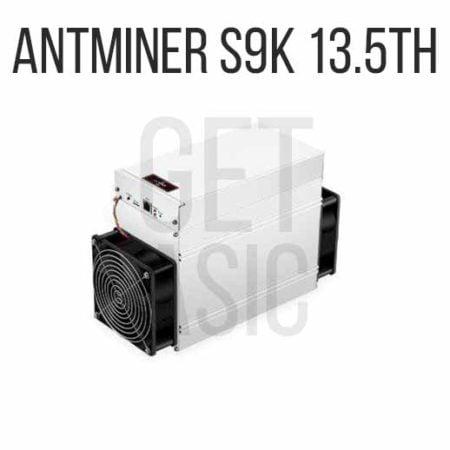 Antminer S9K 13.5TH