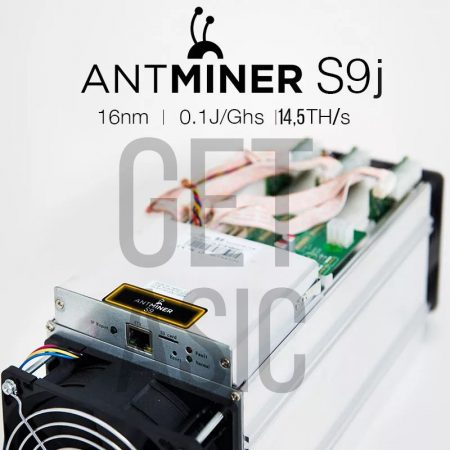 Antminer S9j 14-5 th