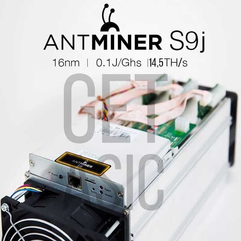 Прошивка Antminer S9 (I, j)