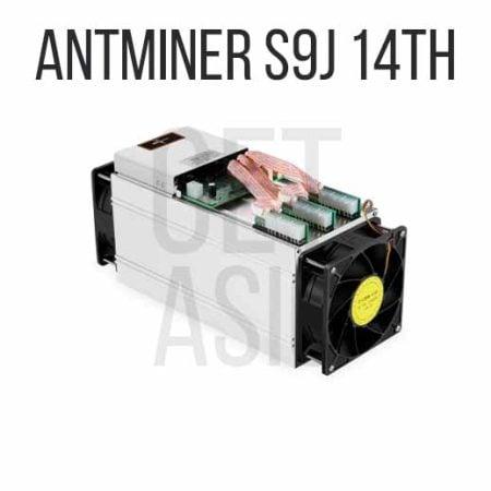 Antminer S9j 14ТН