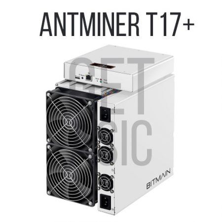 Antminer T17+ 64TH
