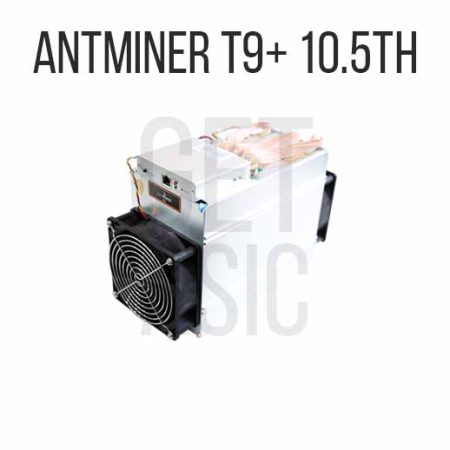 Antminer T9+ 10.5ТH