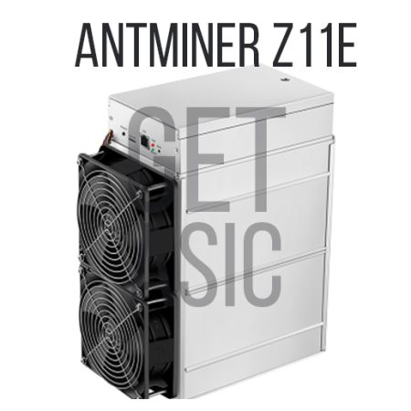 Antminer Z11E купить из Китая