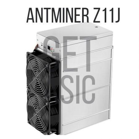 Antminer Z11j купить из Китая