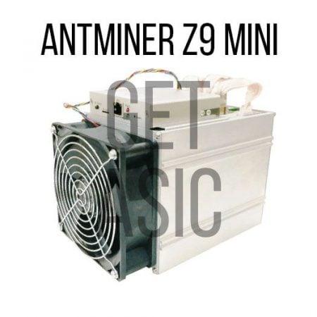 Antminer Z9 mini б/у