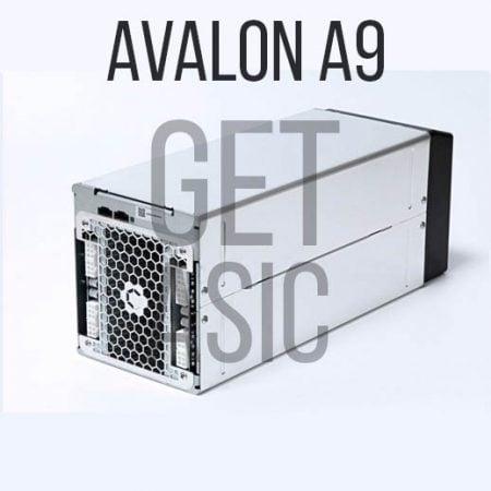 Asic miner Canaan Avalon A9