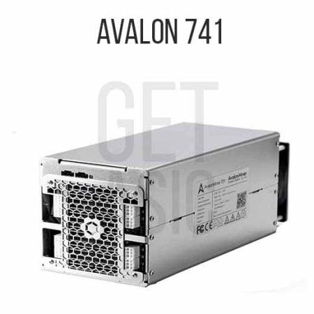 Avalon 741 (б/у)