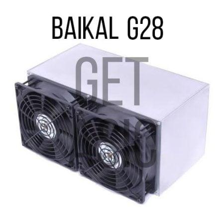MINER Baikal G28