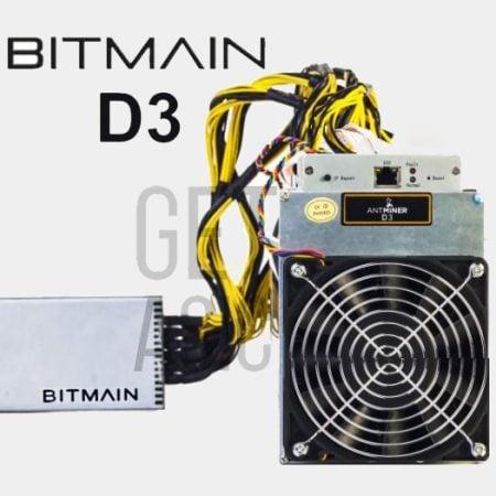 купить Bitmain Antminer D3