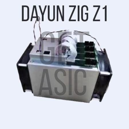 DAYUN Zig Z1