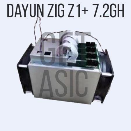 DAYUN ZIG Z1+ plus