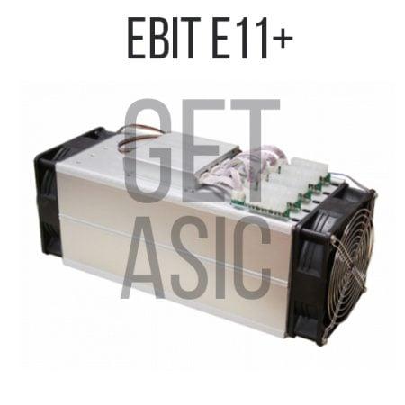 asic miner Ebang E11++