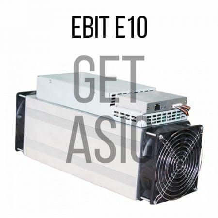 Купить Ebit E10 в Китае