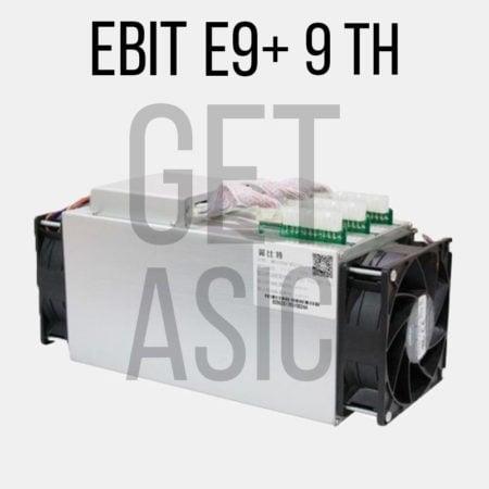 Купить Ebit E9+ из Китая