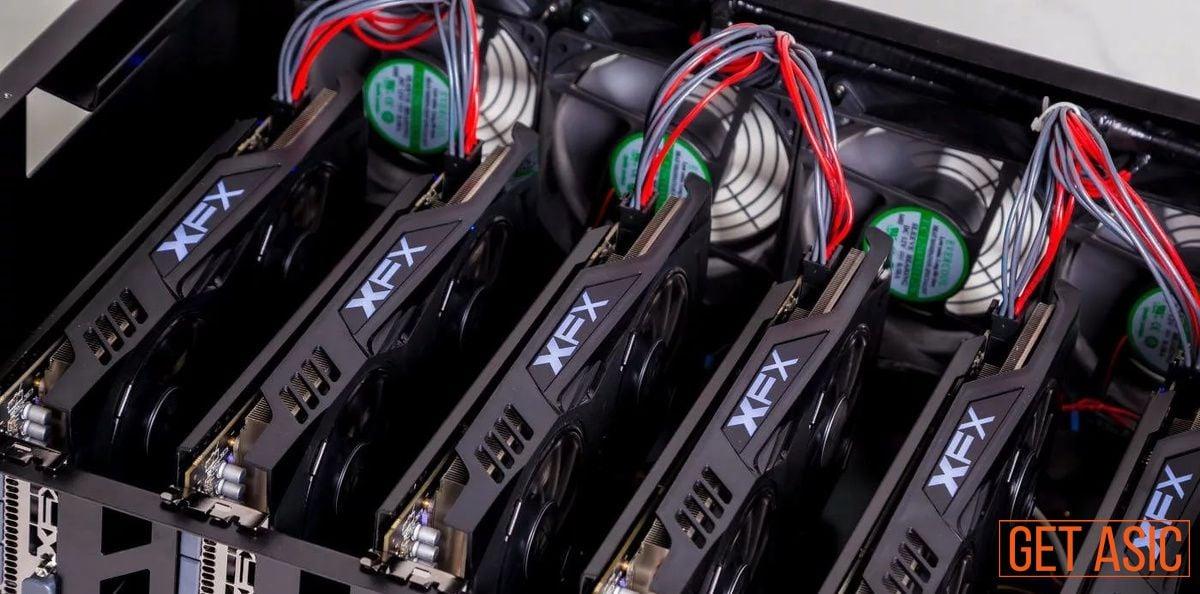 Майнинг криптовалюты с чего начать видеокарты