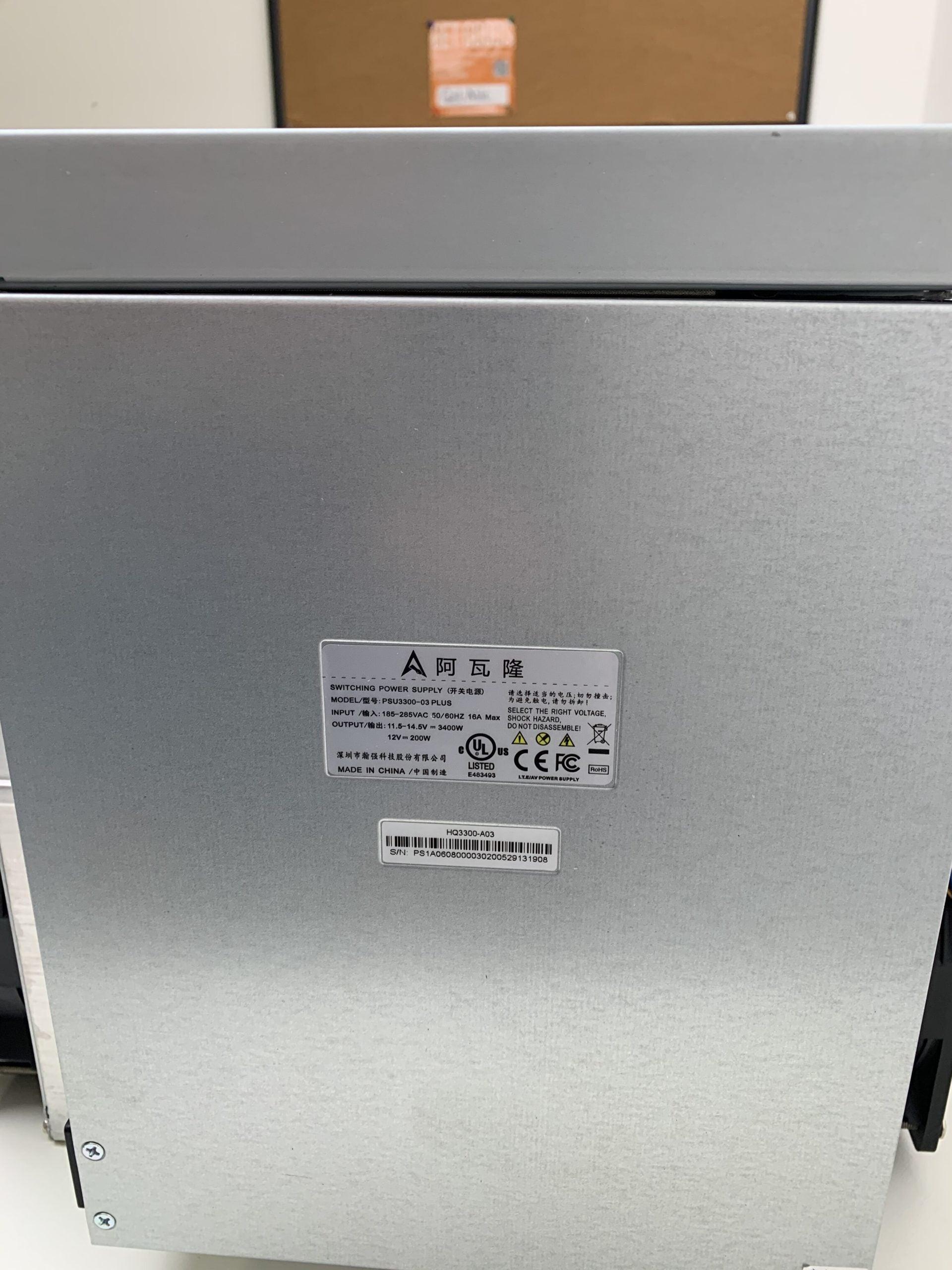 Купить AvalonMiner 1066 Pro из Китая