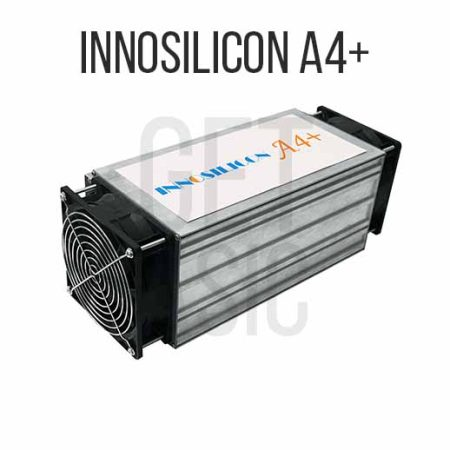 Innosilicon A4+ с БП (б/у)