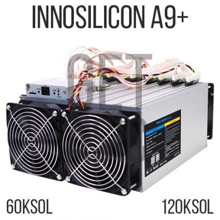 Innosilicon A9+ plus плюс