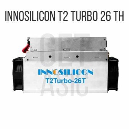 Innosilicon T2 Turbo 26 TH