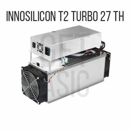 Innosilicon T2 Turbo 27TH