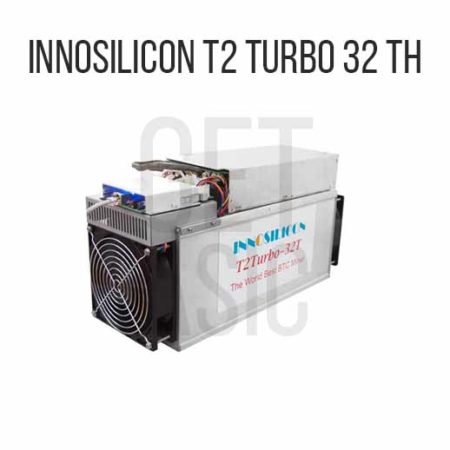 Innosilicon T2 Turbo 32 TH