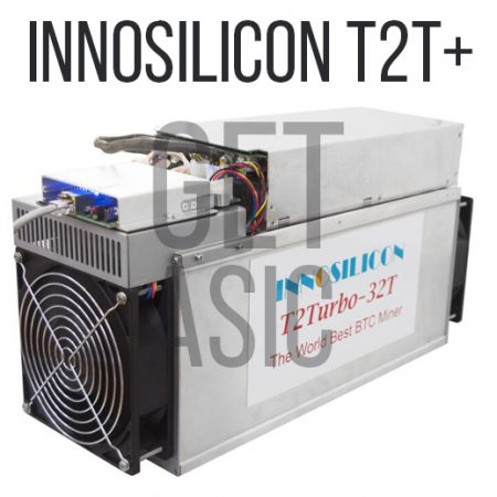 Innosilicon T2Turbo+ plus