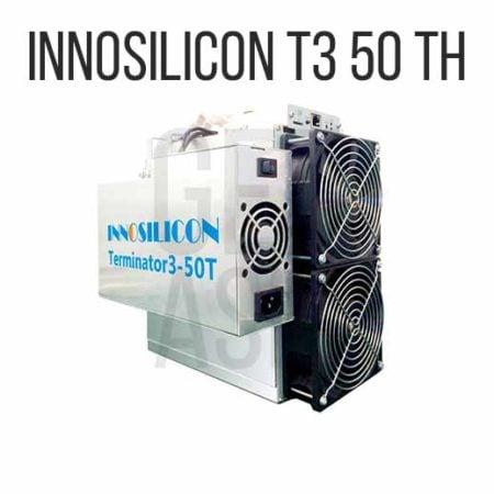 Innosilicon T3 50 TH купить