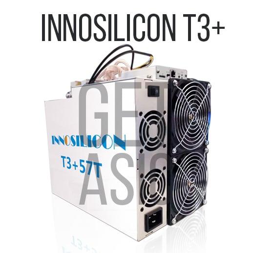 Innosilicon T3+ T3H+ 57