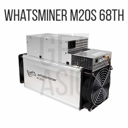 Whatsminer M20S 65TH