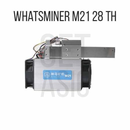 Whatsminer M21 28 TH купить