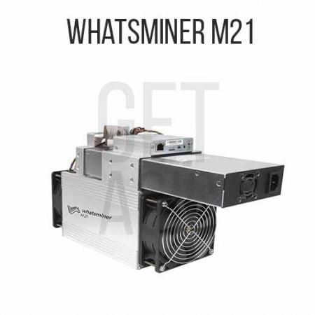 Whatsminer M21 купить