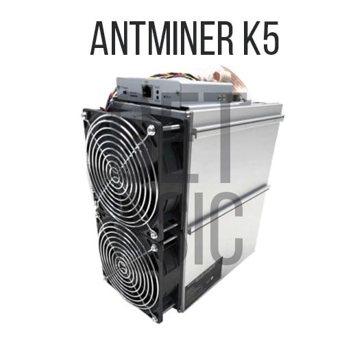 Antminer K5 купить с бесплатной доставкой. Майнеры и оборудование из Китая - GetAsic