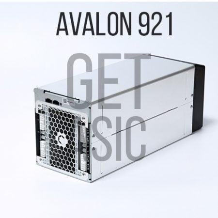 Avalon Miner 921