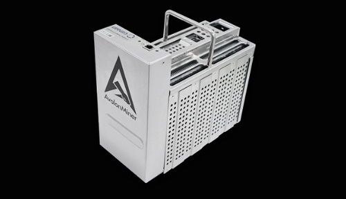 Canaan Avalonminer A1066I ASIC майнер