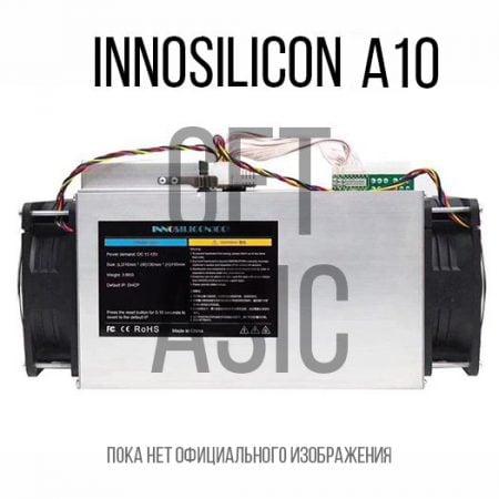 innosilicon A10 ethking eth характеристики