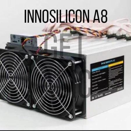 Innosilicon A8+ б/у