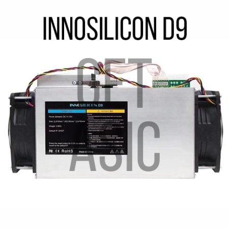 купить innosilicon d9