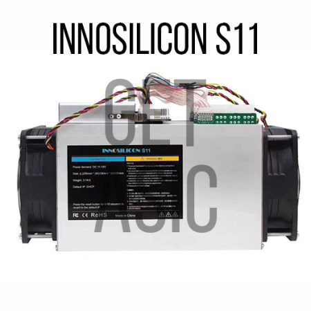 купить innosilicon s11