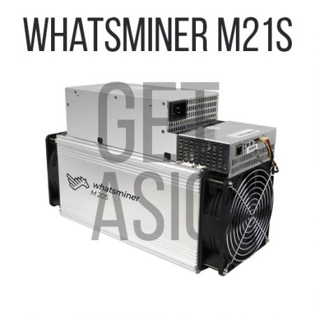 Whatsminer M21S 58TH